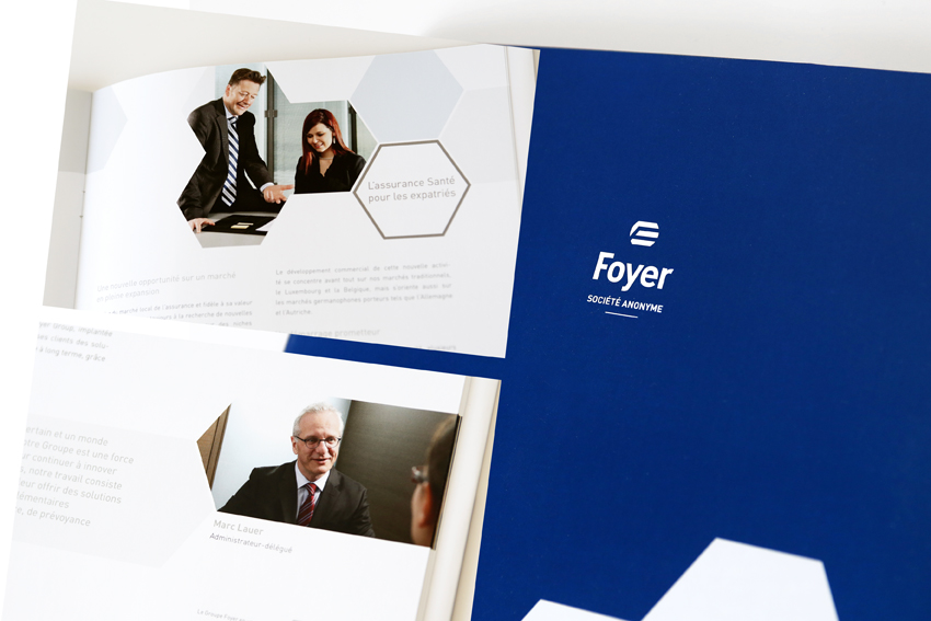 Assurances Le Foyer – Photos Rapport Annuel 2014