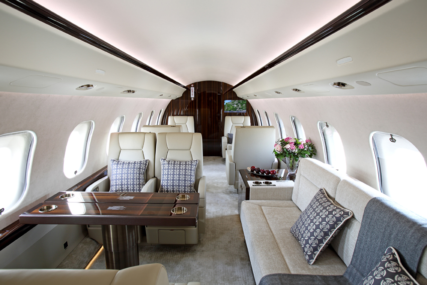 Luxaviation – Bombardier Global 6000